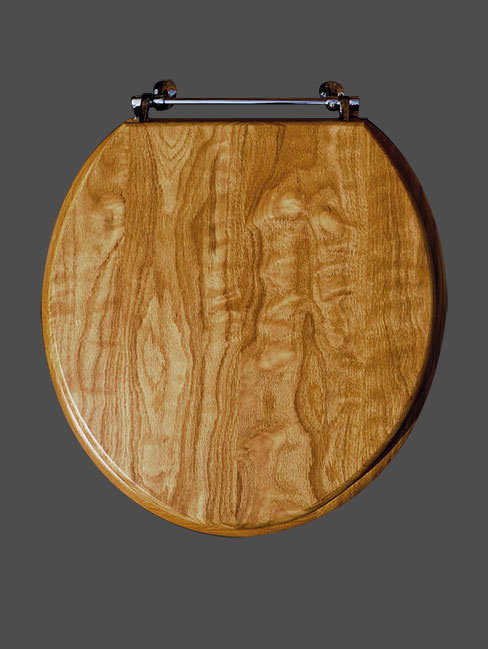 Franklin Luxury Wooden Lavatory Seat